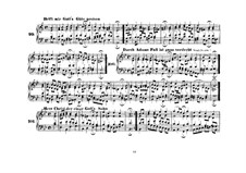 Четырехголосные хоралы: No.101-201 by Иоганн Себастьян Бах