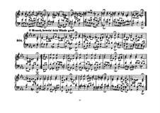 Четырехголосные хоралы: No.202-301 by Иоганн Себастьян Бах