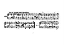 Четырехголосные хоралы: No.300-371 by Иоганн Себастьян Бах