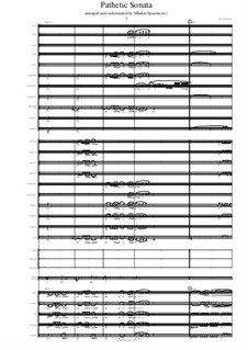 Все части: Для оркестра by Людвиг ван Бетховен