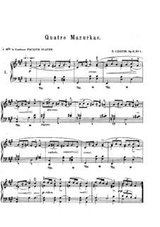 Мазурки, Op.6: Сборник by Фредерик Шопен