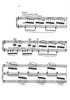 Прелюдии, L.123: No.1 Brouillards by Клод Дебюсси