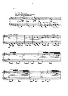 Прелюдии, L.123: No.3 La puerta del Vino by Клод Дебюсси