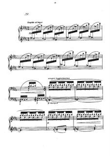 Прелюдии, L.123: No.4 Les fées sont d'exquises danseuses by Клод Дебюсси