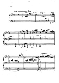 Прелюдии, L.123: No.5 Bruyères by Клод Дебюсси