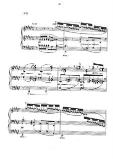 Прелюдии, L.123: No.7 La terrasse des audiences du clair de lune  by Клод Дебюсси