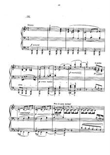 Прелюдии, L.123: No.9 Hommage à S. Pickwick Esq. P.P.M.P.C. by Клод Дебюсси