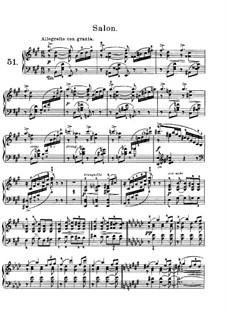 Лирические пьесы, Op.65: No.4 Salon by Эдвард Григ