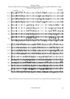 Ich bin der Weg, Op.173: Ich bin der Weg by Генрих Шютц, Klaus Miehling