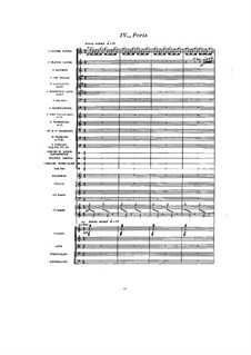 Испанская рапсодия, M.54: No.4 Feria by Морис Равель