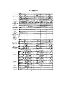 Испанская рапсодия, M.54: No.3 Habanera by Морис Равель