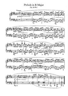 No.11 си мажор: Для фортепиано by Фредерик Шопен