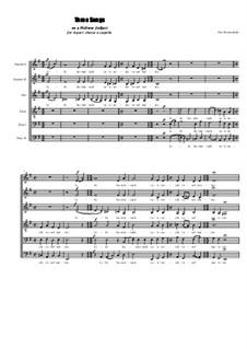Verses on Zion, Op.1: My Heart Is in the East by Dov Rosenschein