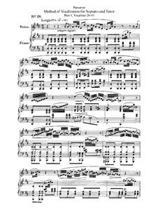 Метод вокализации для сопрано и тенора: Часть IV by Огюст-Матье Пансерон