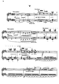 No.5 Холмы Анакапри: Для фортепиано by Клод Дебюсси