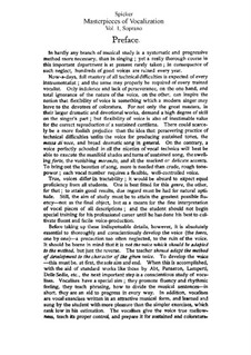 Masterpieces of Vocalization for Soprano: Masterpieces of Vocalization for Soprano by Огюст-Матье Пансерон, Генрих Панофка, Матильда Маркези, Франческо Ламперти, Джузеппе Конконе, Luigi Lablache, Ferdinand Sieber, Giovanni Marco Bordogni, Luigi Bordese, Gaetano Nava