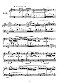 Соната No.263 си минор, K.377 L.263 P.245: Для фортепиано by Доменико Скарлатти