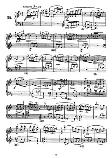 Соната No.28 фа мажор, K.194 L.28 P.479: Для фортепиано by Доменико Скарлатти