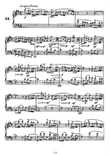 Соната No.34 си минор, K.376 L.34 P.246: Для фортепиано by Доменико Скарлатти