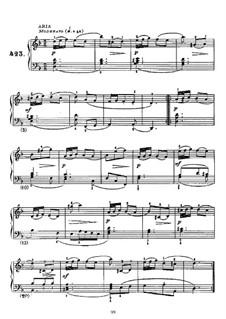 Соната No.423 ре минор, K.32 L.423 P.14: Для фортепиано by Доменико Скарлатти