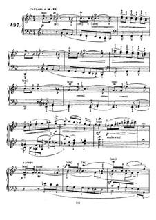 Соната No.497 си-бемоль мажор, K.544 L.497 P.548: Для фортепиано by Доменико Скарлатти