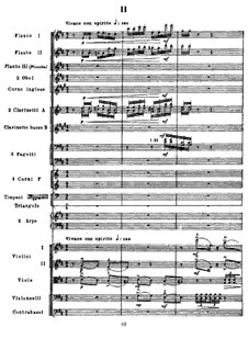 Симфония 'Манфред', TH 28 Op.58: Часть II by Петр Чайковский