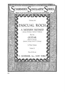 Современный метод игры на гитаре: Сборник II by Франсиско Таррега