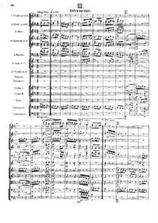 Симфония No.6 до минор, Op.58: Части III-IV by Александр Глазунов