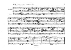 Полное собрание сочинений для органа: Том II, Тетрадь V, No.21-34 by Иоганн Себастьян Бах