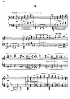 No.10 Затонувший собор: Для фортепиано by Клод Дебюсси