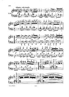 Четыре экспромта для фортепиано, D.935 Op.142: Экспромт No.4 by Франц Шуберт