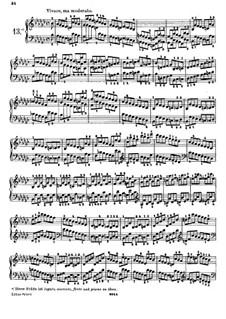 Двадцать пять этюдов для фортепиано, Op.78: Этюд No.13 ми-бемоль минор by Даниэль Штайбельт