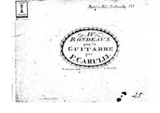 Четыре рондо для гитары: Сборник by Фердинандо Карулли