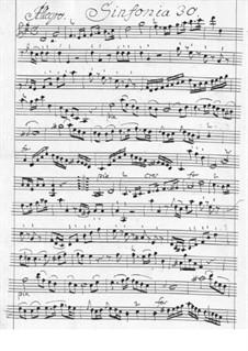 Увертюра No.3: Увертюра No.3 by Карл Фридрих Абель