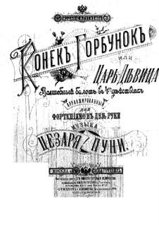Конёк-Горбунок: Клавир by Цезарь Пуни