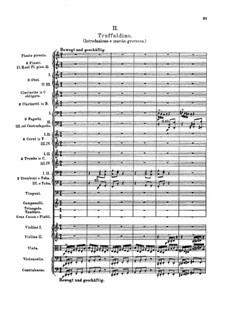 Турандот. Сюита, BV 248 Op.41: Movement II Truffaldino by Ферруччо Бузони