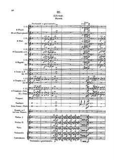 Турандот. Сюита, BV 248 Op.41: Movement III Altoum by Ферруччо Бузони