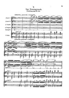 Турандот. Сюита, BV 248 Op.41: Movement IV  Das Frauengemach (Introduction to Act III) by Ферруччо Бузони
