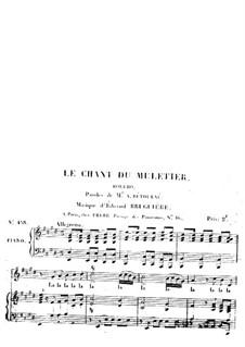 Le Chant du Muletier: Le Chant du Muletier by Édouard Bruguière