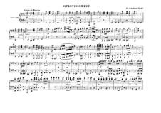 Дивертисмент на французские темы, D.823: No.1 Tempo di marcia, Op.63 by Франц Шуберт