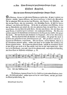 Фундаментальное руководство по композиции: Глава 11 by Иоганн Георг Альбрехтсбергер