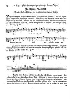 Фундаментальное руководство по композиции: Главы 12-16 by Иоганн Георг Альбрехтсбергер