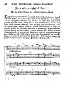 Фундаментальное руководство по композиции: Глава 22 by Иоганн Георг Альбрехтсбергер