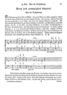 Фундаментальное руководство по композиции: Главы 23-26 by Иоганн Георг Альбрехтсбергер