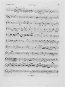 Весь концерт: Партия второй валторны by Фредерик Шопен