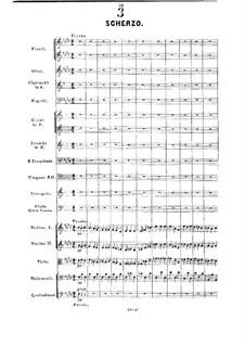 Сюита для оркестра, Op.37: Части III-V by Карл Давыдов