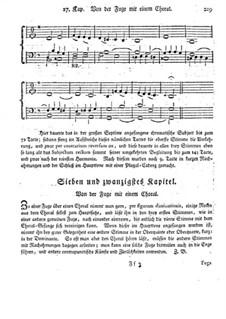 Фундаментальное руководство по композиции: Глава 27 by Иоганн Георг Альбрехтсбергер