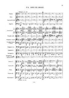Египетские ночи, Op.50: Сюита, No.4-7 by Антон Аренский