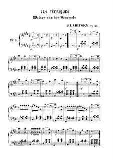 Les Feeriques, Op.48: Les Feeriques by Йозеф Лабицки