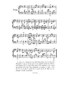 Choix de chorals: Choral No.13 by Иоганн Себастьян Бах